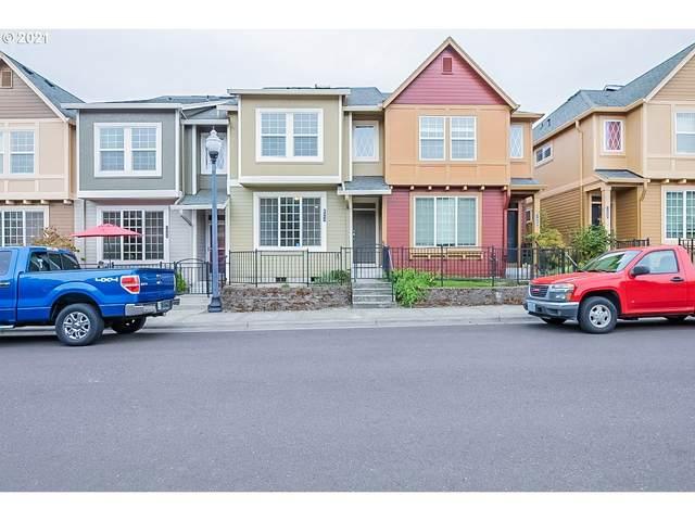 1654 SW 173RD Ter, Beaverton, OR 97003 (MLS #21617598) :: Premiere Property Group LLC