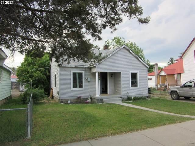 1111 Elm St, Baker City, OR 97814 (MLS #21617664) :: Fox Real Estate Group