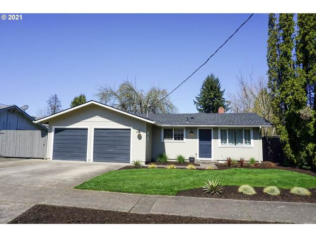 1745 Linnea Ave, Eugene, OR 97401 (MLS #21617750) :: RE/MAX Integrity