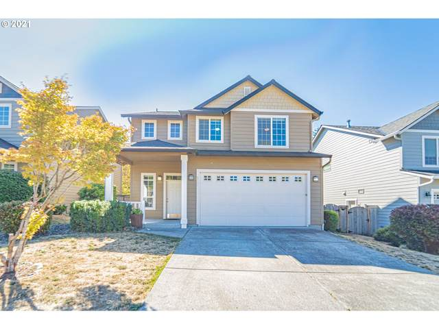 5234 P St, Washougal, WA 98671 (MLS #21617972) :: McKillion Real Estate Group