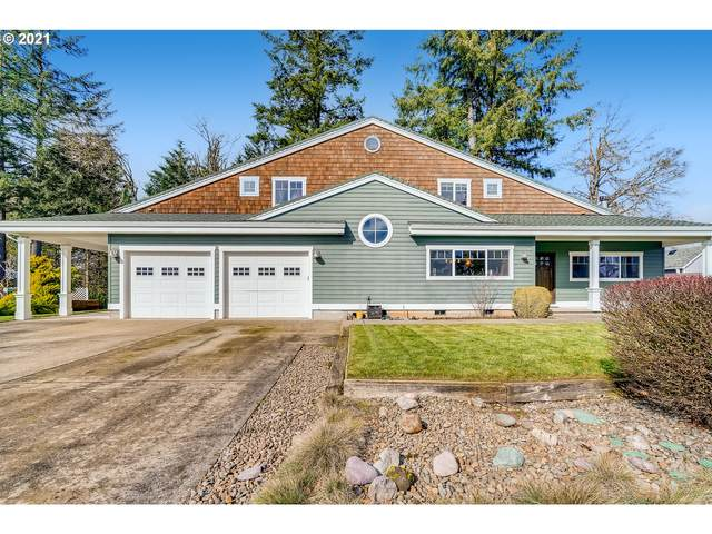 1118 Lafayette Ave, Oregon City, OR 97045 (MLS #21618240) :: Next Home Realty Connection