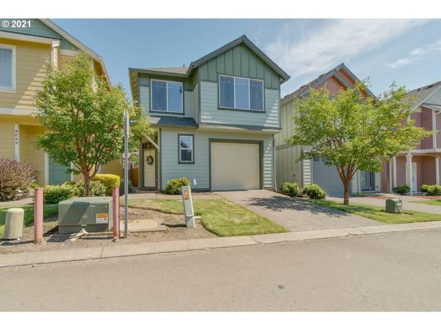4851 SE Vintage Pl, Milwaukie, OR 97267 (MLS #21618444) :: Real Estate by Wesley