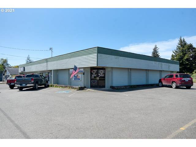 2580 Broadway Ave, North Bend, OR 97459 (MLS #21619051) :: Stellar Realty Northwest