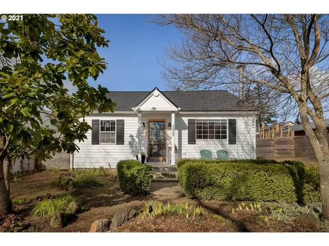 5535 SE Nehalem St, Portland, OR 97206 (MLS #21619362) :: Next Home Realty Connection