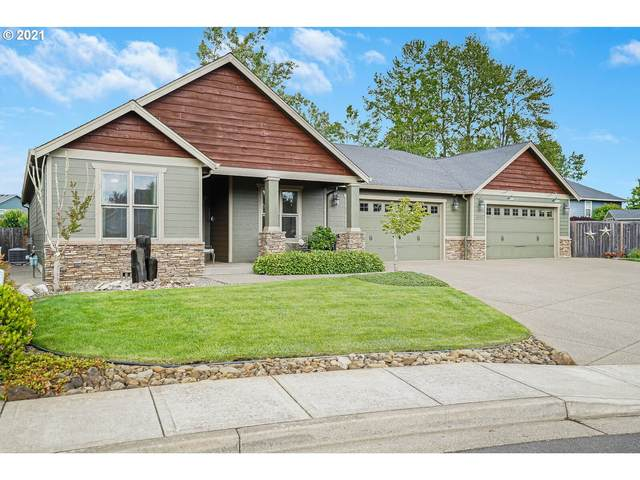 1094 SW Forestry Ln, Dallas, OR 97338 (MLS #21619438) :: Real Tour Property Group