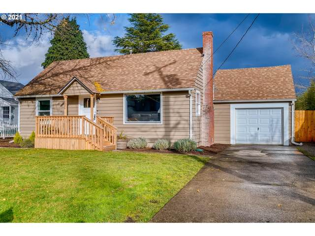 18524 SE Addie St, Milwaukie, OR 97267 (MLS #21619641) :: Lux Properties