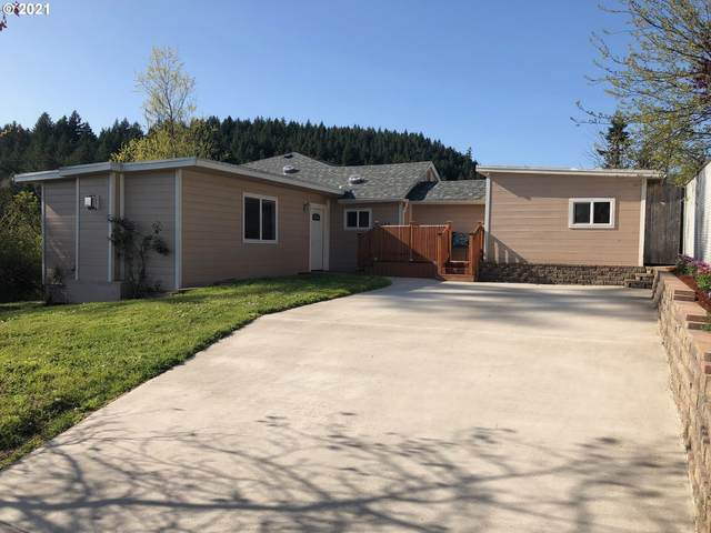 143 E Fifth Ave, Sutherlin, OR 97479 (MLS #21620004) :: Tim Shannon Realty, Inc.