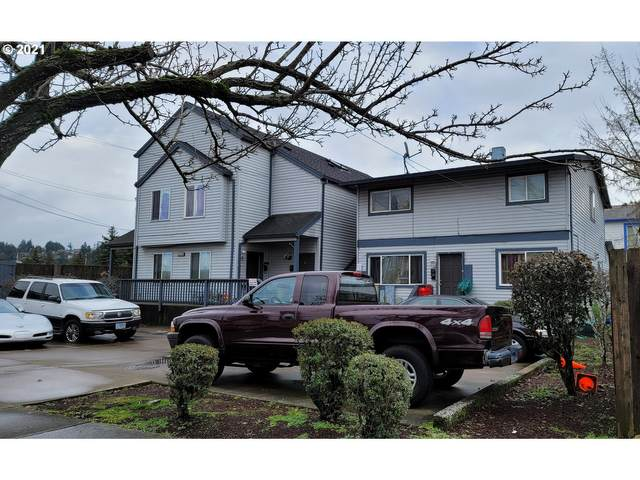 1220 NE 84TH Ave, Portland, OR 97220 (MLS #21620031) :: Next Home Realty Connection
