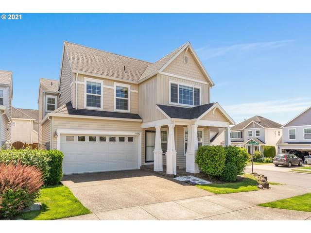 4350 NW Palmbrook Dr, Beaverton, OR 97006 (MLS #21620180) :: Next Home Realty Connection