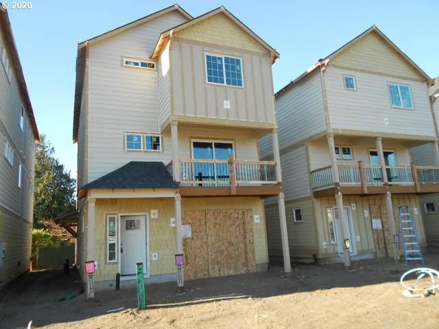 7949 SE Glencoe St #6, Milwaukie, OR 97222 (MLS #21620353) :: Lux Properties