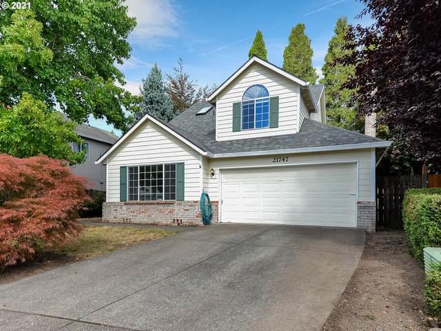 21747 SW Hudgik Ct, Beaverton, OR 97003 (MLS #21620395) :: Fox Real Estate Group