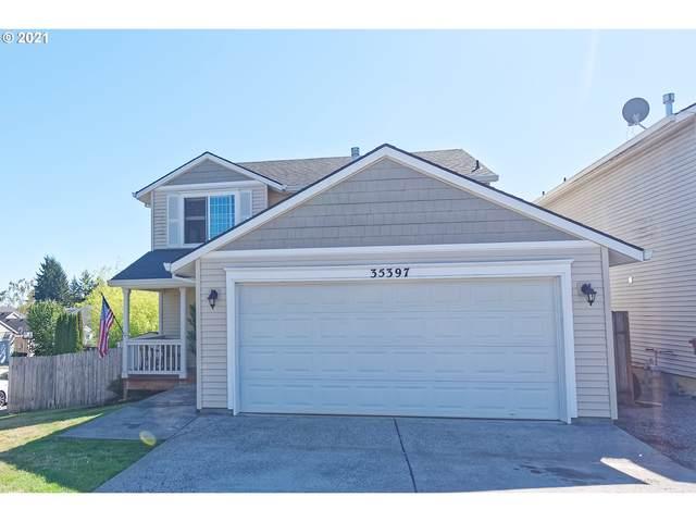 35397 Helens Way, St. Helens, OR 97051 (MLS #21620406) :: Fox Real Estate Group