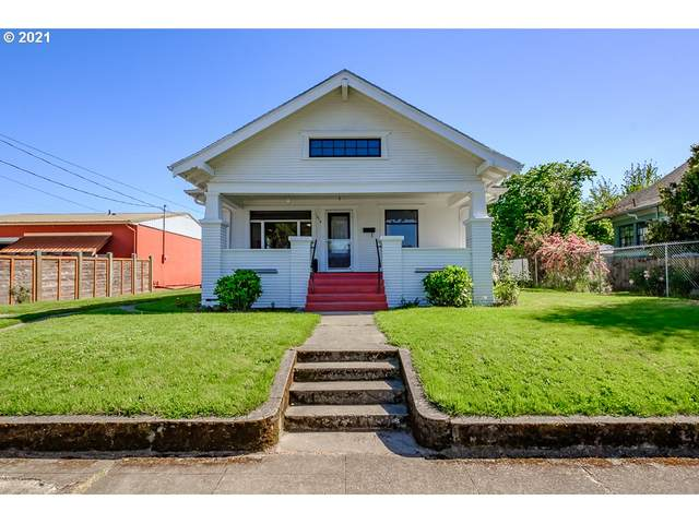 1014 1ST Ave, Albany, OR 97321 (MLS #21620594) :: RE/MAX Integrity