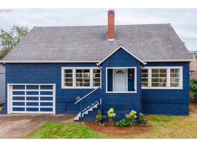 546 N Farragut St, Portland, OR 97217 (MLS #21620672) :: Next Home Realty Connection