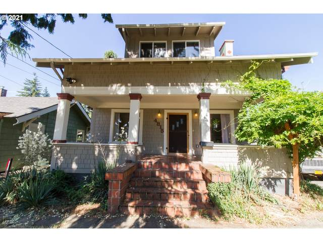 4815 SE 75TH Ave, Portland, OR 97206 (MLS #21620755) :: Duncan Real Estate Group