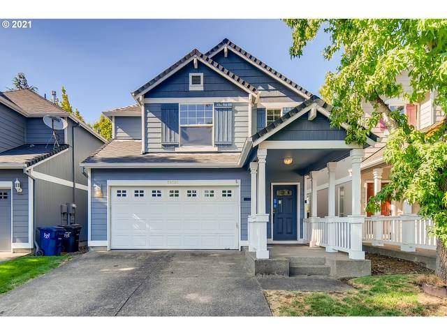 20505 SW Brackenwood Ln, Aloha, OR 97003 (MLS #21620844) :: McKillion Real Estate Group