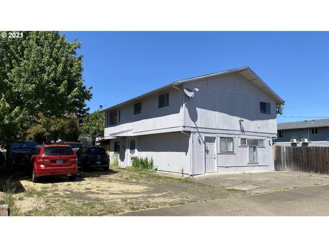 115 NW Cary St, Winston, OR 97496 (MLS #21621075) :: Beach Loop Realty