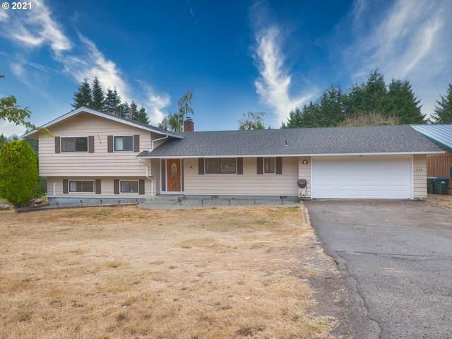 314 Yates Rd, Chehalis, WA 98532 (MLS #21621114) :: Keller Williams Portland Central