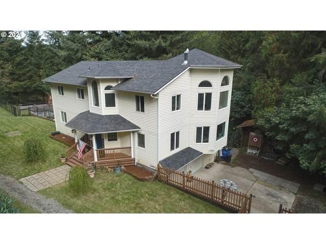 18415 NE 213TH Ave, Brush Prairie, WA 98606 (MLS #21621273) :: Real Estate by Wesley