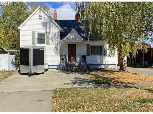 115 W Burgen, Goldendale, WA 98620 (MLS #21621416) :: Song Real Estate