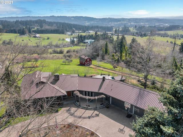 17979 S Crestline Dr, Lake Oswego, OR 97034 (MLS #21621460) :: RE/MAX Integrity