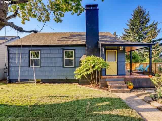 8235 NE Going St, Portland, OR 97220 (MLS #21621500) :: Stellar Realty Northwest