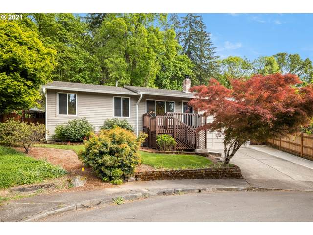 2593 Wisteria Ct, West Linn, OR 97068 (MLS #21621577) :: Cano Real Estate