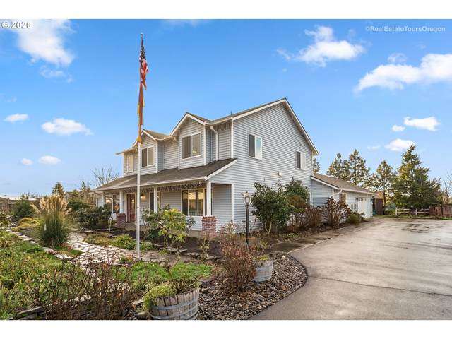 730 Mary Dr, Molalla, OR 97038 (MLS #21621782) :: Premiere Property Group LLC