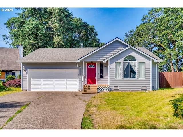 263 NE Park Pl, Hillsboro, OR 97124 (MLS #21621821) :: Next Home Realty Connection
