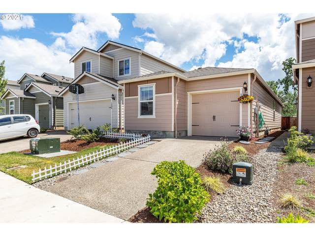 1008 S View Dr, Molalla, OR 97038 (MLS #21621860) :: Lux Properties