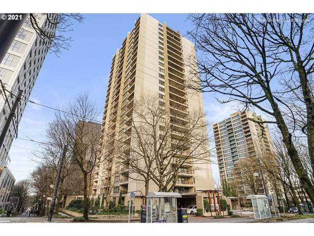 255 SW Harrison St 24B, Portland, OR 97201 (MLS #21622043) :: Cano Real Estate