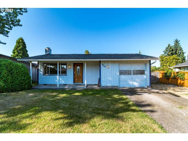 824 54TH Pl, Springfield, OR 97478 (MLS #21622069) :: McKillion Real Estate Group