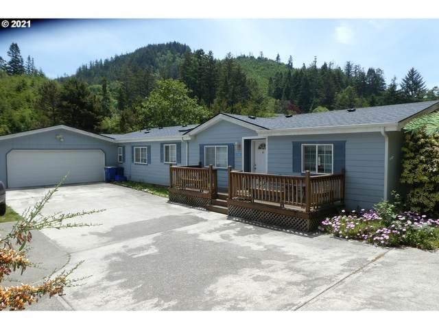 29285 Dottie Ln, Gold Beach, OR 97444 (MLS #21622147) :: Beach Loop Realty