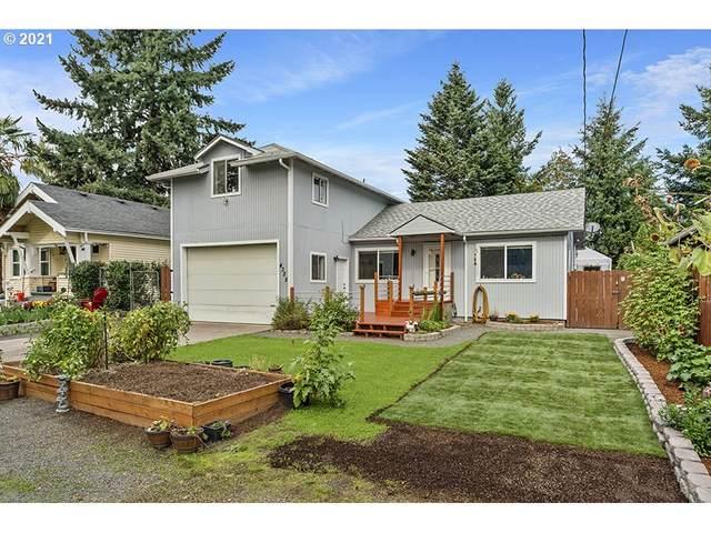 4325 SE Jefferson St, Milwaukie, OR 97222 (MLS #21622461) :: Fox Real Estate Group