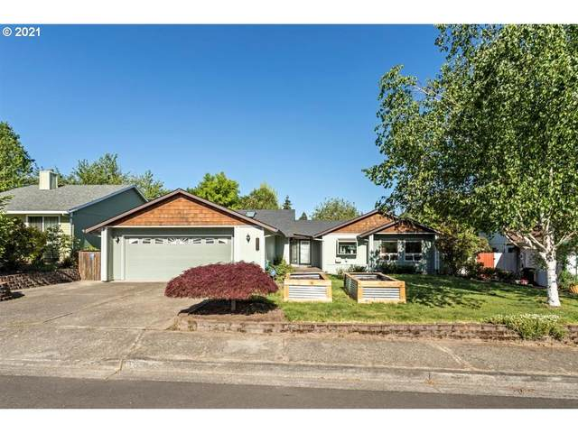 8213 SW Lori Way, Beaverton, OR 97007 (MLS #21622485) :: Premiere Property Group LLC
