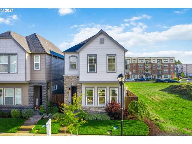 11571 SW Barber St, Wilsonville, OR 97070 (MLS #21622492) :: Windermere Crest Realty