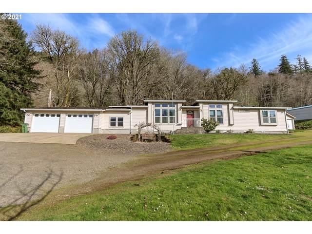 35745 Hwy 22, Hebo, OR 97122 (MLS #21622508) :: Brantley Christianson Real Estate