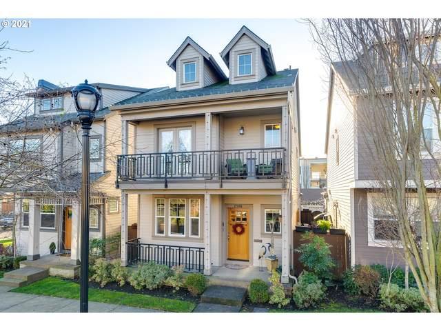 11306 SW Barber St, Wilsonville, OR 97070 (MLS #21622524) :: Fox Real Estate Group