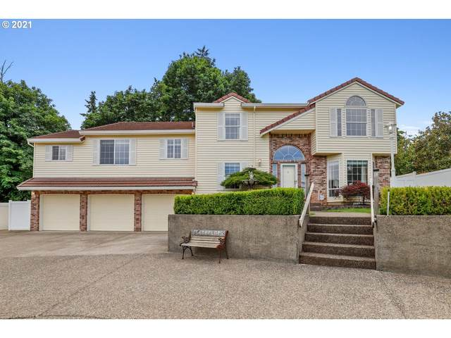 2320 SW Willow Pkwy, Gresham, OR 97080 (MLS #21622651) :: Brantley Christianson Real Estate