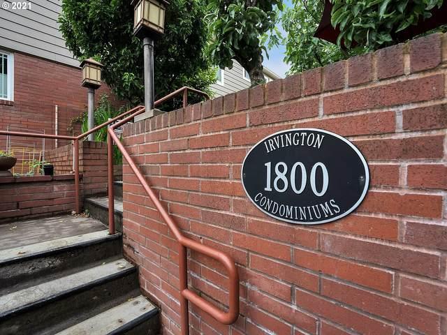 1800 NE 17TH Ave #8, Portland, OR 97212 (MLS #21622868) :: Tim Shannon Realty, Inc.