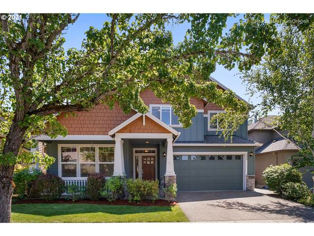 3844 NW Tustin Ranch Dr, Portland, OR 97229 (MLS #21622869) :: Beach Loop Realty
