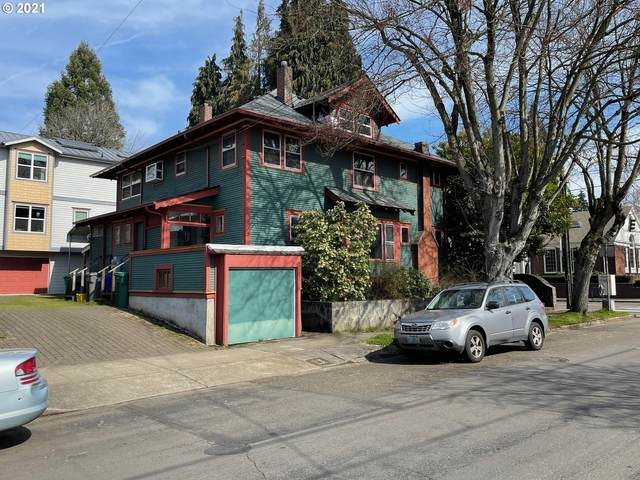 1041 SE Cesar E Chavez Blvd, Portland, OR 97214 (MLS #21622891) :: The Pacific Group