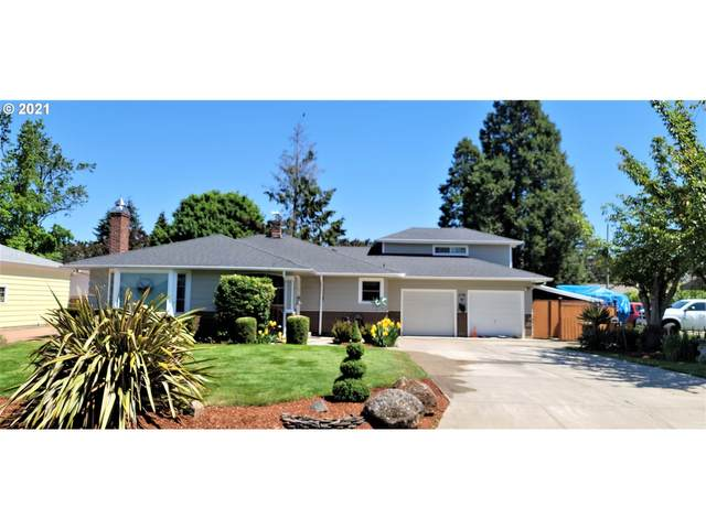 5130 7TH Ave NE, Keizer, OR 97303 (MLS #21623133) :: Real Tour Property Group