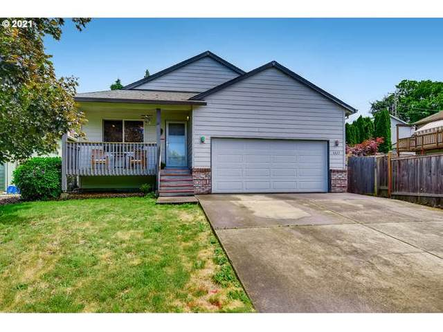 8822 SE Rockvorst St, Milwaukie, OR 97222 (MLS #21623286) :: The Pacific Group
