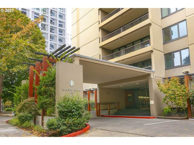 255 SW Harrison St 8A, Portland, OR 97201 (MLS #21623314) :: The Haas Real Estate Team