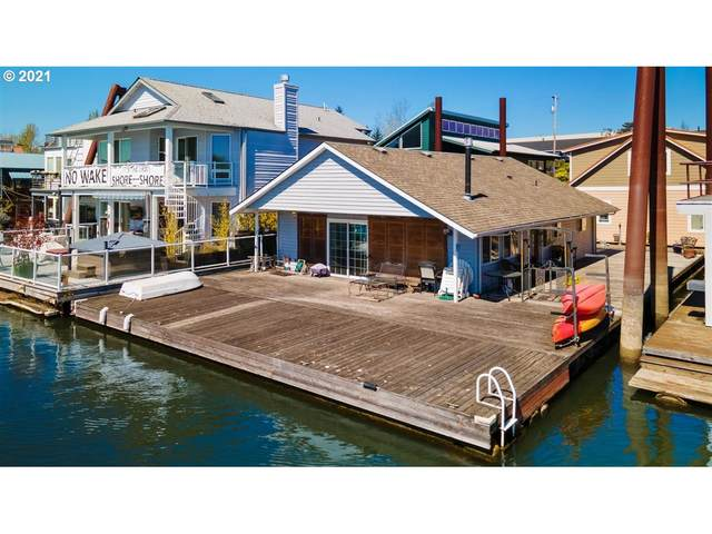 2630 N Hayden Island Dr #17, Portland, OR 97217 (MLS #21623859) :: Premiere Property Group LLC