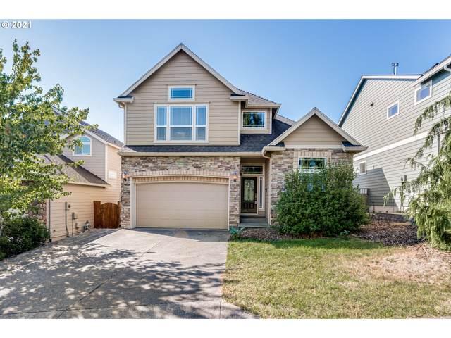 862 W T St, Washougal, WA 98671 (MLS #21624030) :: Cano Real Estate
