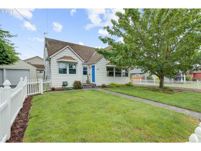 545 E Arlington St, Gladstone, OR 97027 (MLS #21624146) :: Lux Properties