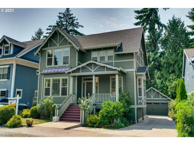 8235 SW 47TH Ave, Portland, OR 97219 (MLS #21624190) :: Real Estate by Wesley