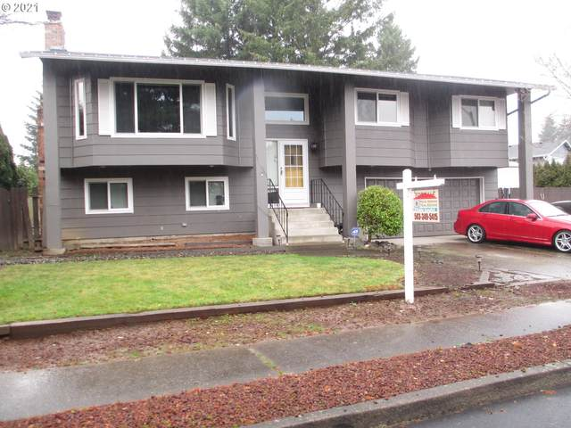 1343 SE Wendy Ave, Gresham, OR 97080 (MLS #21624361) :: Townsend Jarvis Group Real Estate